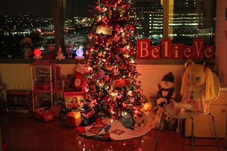A hospital Christmas (one of many)